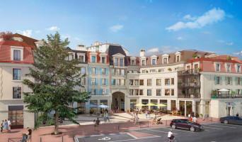 Clamart programme immobilier rénové « Jardins Mansart » en loi pinel