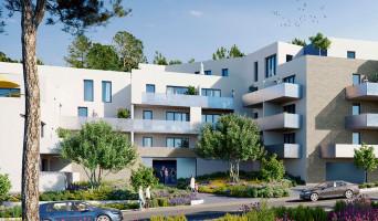 Gigean programme immobilier rénové « Bleu d'Eole » en loi pinel
