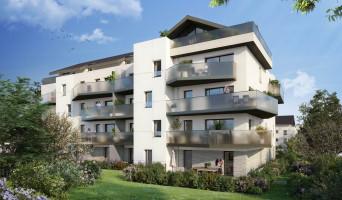 Divonne-les-Bains programme immobilier neuve « Signature »
