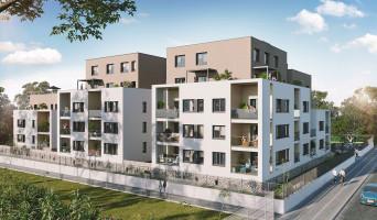 Grenoble programme immobilier rénové « L'Emeraude » en loi pinel