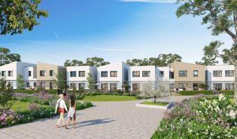 Grenoble programme immobilier neuve « L'Emeraude » en Loi Pinel  (2)