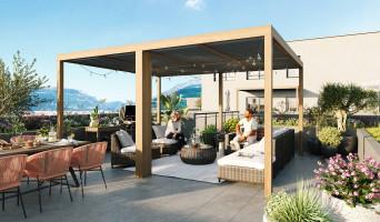 Grenoble programme immobilier neuve « L'Emeraude » en Loi Pinel  (3)