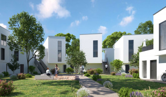 Marsillargues programme immobilier neuve « Domaine Opale »