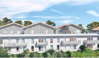 Capbreton programme immobilier neuve « Origin'Air » en Loi Pinel  (2)