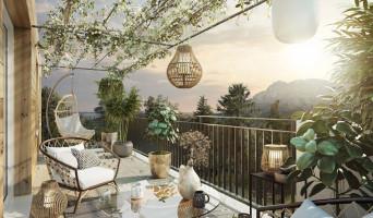 Le Muy programme immobilier neuve « Domaine Terre Rouge » en Loi Pinel  (2)