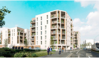 Angers programme immobilier neuve « Cokoon »