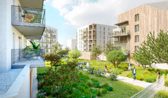 Angers programme immobilier neuve « Cokoon »  (2)