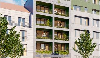 Asnières-sur-Seine programme immobilier neuve « Le 18 » en Loi Pinel  (2)