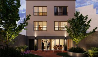 Asnières-sur-Seine programme immobilier neuve « Le 18 » en Loi Pinel  (3)