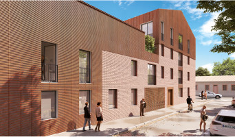 Toulouse programme immobilier neuf « Ecrin des Minimes » en Loi Pinel