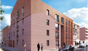 Toulouse programme immobilier neuve « Ecrin des Minimes » en Loi Pinel  (2)