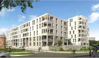 Saint-Étienne programme immobilier neuve « Factory »