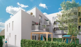 La Rochelle programme immobilier neuve « Le 135 Sautel » en Loi Pinel  (2)