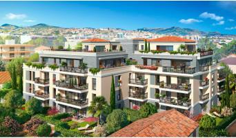 Saint-Laurent-du-Var programme immobilier neuve « L'Écrin »  (2)