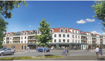 Mennecy programme immobilier rénové « Résidence n°217813 » en loi pinel