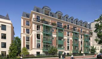 Clamart programme immobilier neuve « Programme immobilier n°217814 » en Loi Pinel  (2)