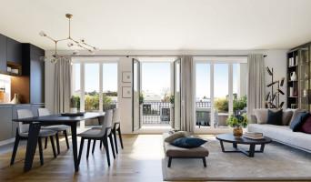 Clamart programme immobilier neuve « Programme immobilier n°217814 » en Loi Pinel  (4)