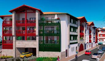 Saint-Jean-de-Luz programme immobilier neuve « Programme immobilier n°217816 »  (2)