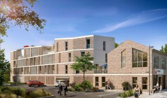 Bordeaux programme immobilier rénové « Barrière Rive Droite » en loi pinel