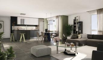 Bordeaux programme immobilier neuve « Barrière Rive Droite » en Loi Pinel  (2)