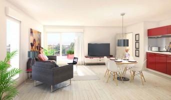 Rouen programme immobilier neuve « Les Rives d'Emma » en Loi Pinel  (2)