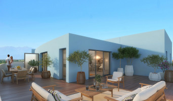 Canet-en-Roussillon programme immobilier neuve « Bleu Odyssée Bât B » en Loi Pinel  (3)