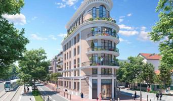 Clamart programme immobilier rénové « Le Majestic » en loi pinel