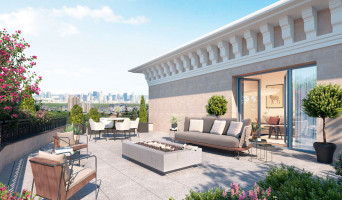 Clamart programme immobilier neuve « Le Majestic » en Loi Pinel  (2)