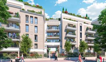 Clamart programme immobilier neuve « Le Majestic » en Loi Pinel  (3)