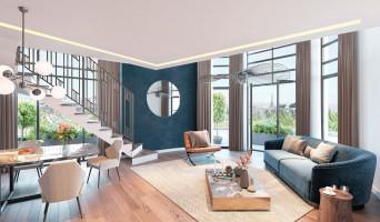 Clamart programme immobilier neuve « Le Majestic » en Loi Pinel  (4)