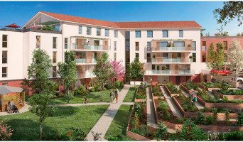 Montrabé programme immobilier neuve « Domaine Marignac » en Loi Pinel  (2)