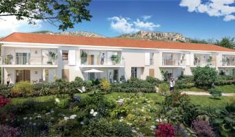 Toulon programme immobilier rénové « Terra Olea » en loi pinel