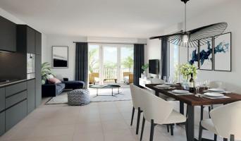 Toulon programme immobilier neuve « Terra Olea » en Loi Pinel  (3)