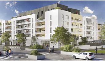 Meaux programme immobilier neuve « Génésis »