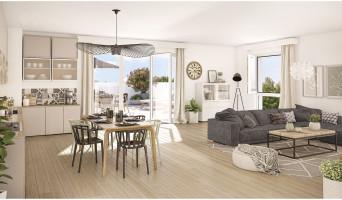 Meaux programme immobilier neuve « Génésis »  (2)