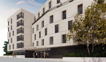 Montpellier programme immobilier neuve « Student Factory »