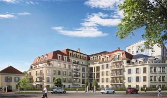 Clamart programme immobilier rénové « Les Jardins Mansart » en loi pinel