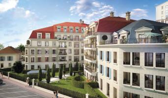 Clamart programme immobilier neuve « Les Jardins Mansart » en Loi Pinel  (2)
