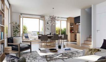 Clamart programme immobilier neuve « Les Jardins Mansart » en Loi Pinel  (3)