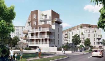 Guyancourt programme immobilier rénové « L'Orchestre » en loi pinel