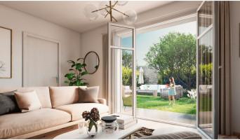 Chevilly-Larue programme immobilier neuve « Le Clos Saint Martin »