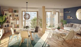 Paris programme immobilier neuve « L'Insolite » en Loi Pinel  (2)