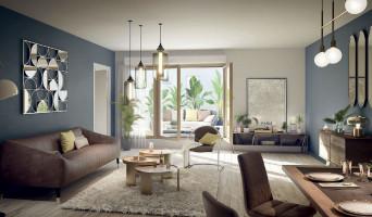 Paris programme immobilier neuve « L'Insolite » en Loi Pinel  (3)