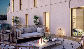 Paris programme immobilier neuve « L'Insolite » en Loi Pinel  (4)
