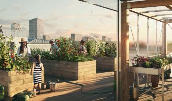 Paris programme immobilier neuve « L'Insolite » en Loi Pinel  (5)