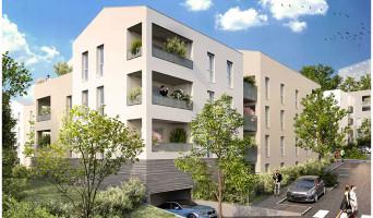 Feyzin programme immobilier neuve « Le clos du fort »