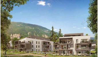 Feyzin programme immobilier neuve « Le clos du fort »  (2)