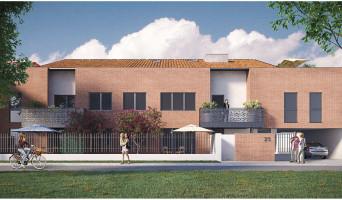 Toulouse programme immobilier rénové « Villa Celosa » en loi pinel
