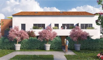 Toulouse programme immobilier neuve « Villa Celosa » en Loi Pinel  (2)