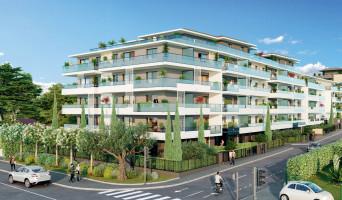 Cagnes-sur-Mer programme immobilier neuve « Odyssea » en Loi Pinel  (2)